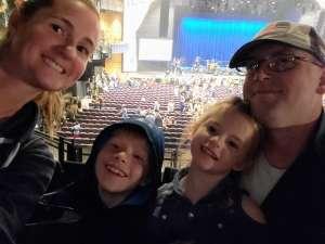 Michael attended Silence the Violence - Benefit Concert: Katy Perry, Norah Jones, Mavis Staples, the Celebration Gospel Choir, Jeremy Elliot on Oct 11th 2019 via VetTix