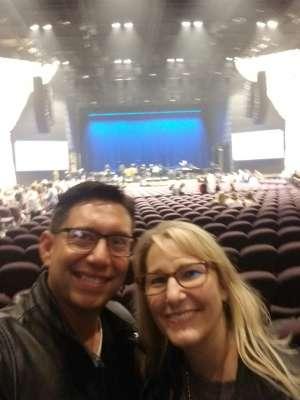David attended Silence the Violence - Benefit Concert: Katy Perry, Norah Jones, Mavis Staples, the Celebration Gospel Choir, Jeremy Elliot on Oct 11th 2019 via VetTix