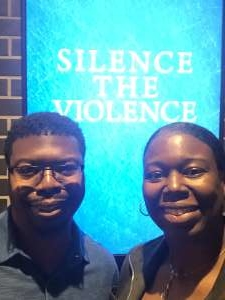 Corey attended Silence the Violence - Benefit Concert: Katy Perry, Norah Jones, Mavis Staples, the Celebration Gospel Choir, Jeremy Elliot on Oct 11th 2019 via VetTix