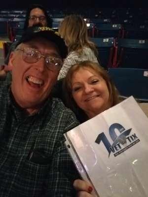 Larry attended Clint Black on Oct 12th 2019 via VetTix