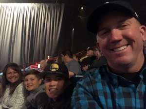 Todd attended Clint Black on Oct 12th 2019 via VetTix
