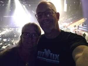 Paul attended Clint Black on Oct 12th 2019 via VetTix