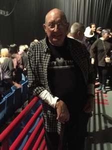 Christopher attended Clint Black on Oct 12th 2019 via VetTix
