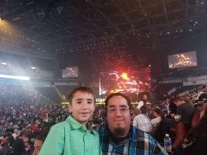 Adrian attended Guns N' Roses - not in This Lifetime Tour on Oct 7th 2019 via VetTix