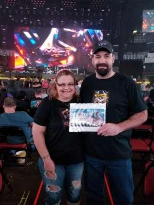 Brian attended Guns N' Roses - not in This Lifetime Tour on Oct 7th 2019 via VetTix