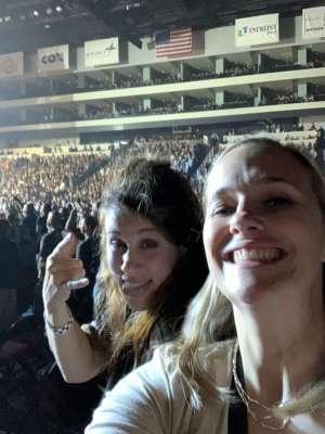 Oriana attended Guns N' Roses - not in This Lifetime Tour on Oct 7th 2019 via VetTix