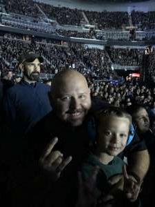 Timothy attended Guns N' Roses - not in This Lifetime Tour on Oct 7th 2019 via VetTix