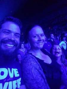 Ben attended The Black Keys - Let's Rock Tour on Oct 8th 2019 via VetTix