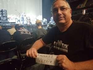 Edward attended The Black Keys - Let's Rock Tour on Oct 8th 2019 via VetTix