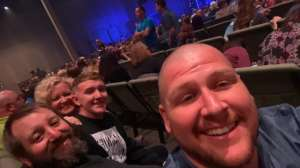 Ryan attended We Are Messengers Power Tour - General Admission on Oct 20th 2019 via VetTix