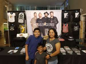 Mayra attended We Are Messengers Power Tour - General Admission on Oct 20th 2019 via VetTix