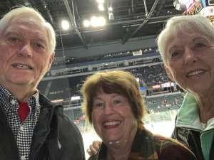 Bruce attended Grand Rapids Griffins vs. Milwaukee Admirals - AHL on Oct 23rd 2019 via VetTix
