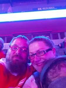 Justin attended Grand Rapids Griffins vs. Milwaukee Admirals - AHL on Oct 23rd 2019 via VetTix