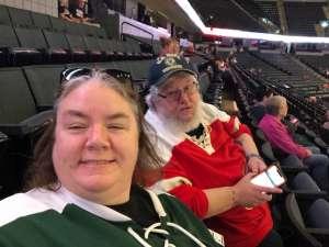 Michael attended Grand Rapids Griffins vs. Milwaukee Admirals - AHL on Oct 23rd 2019 via VetTix