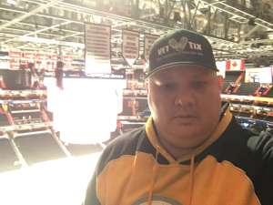 Charles attended Washington Capitals vs. Dallas Stars - NHL on Oct 8th 2019 via VetTix