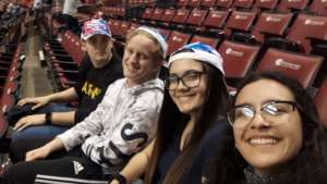 Victor attended Florida Panthers vs. Carolina Hurricanes - NHL on Oct 8th 2019 via VetTix