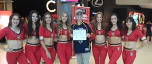 Brian attended Florida Panthers vs. Carolina Hurricanes - NHL on Oct 8th 2019 via VetTix