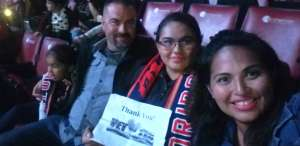 Rafael attended Florida Panthers vs. Carolina Hurricanes - NHL on Oct 8th 2019 via VetTix