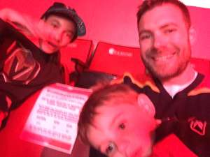 Christian attended Florida Panthers vs. Carolina Hurricanes - NHL on Oct 8th 2019 via VetTix