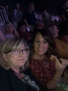 Nancy attended Carrie Underwood: the Cry Pretty Tour 360 on Oct 17th 2019 via VetTix