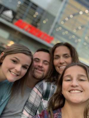 Mark attended Carrie Underwood: the Cry Pretty Tour 360 on Oct 17th 2019 via VetTix