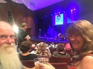 Gregory attended Take Me to the River-new Orleans Live! on Oct 9th 2019 via VetTix
