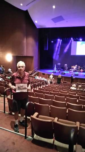 Allen attended Take Me to the River-new Orleans Live! on Oct 9th 2019 via VetTix