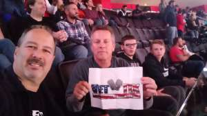 Michael attended Detroit Pistons vs. New York Knicks - NBA **military Night** on Nov 6th 2019 via VetTix