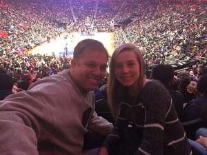 Ryan attended Detroit Pistons vs. Charlotte Hornets - NBA on Nov 29th 2019 via VetTix