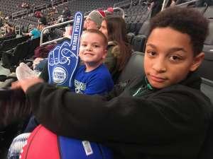 Andrew attended Detroit Pistons vs. Charlotte Hornets - NBA on Nov 29th 2019 via VetTix