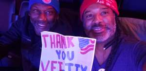 Uzoma  attended Detroit Pistons vs. Charlotte Hornets - NBA on Nov 29th 2019 via VetTix
