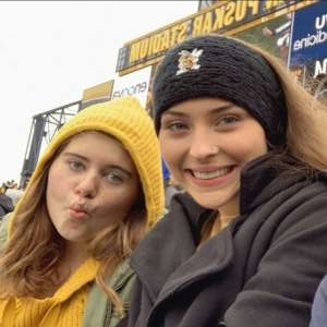 Verle attended West Virginia Mountaineers vs. Oklahoma State - NCAA Football on Nov 23rd 2019 via VetTix
