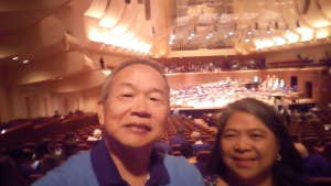 Tim attended Pictures and Percussion - Presented by the San Francisco Symphony on Oct 19th 2019 via VetTix