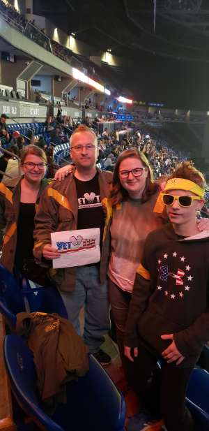 Chad attended Twenty One Pilots - the Bandito Tour on Oct 18th 2019 via VetTix