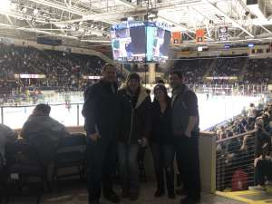 John attended Maine Mariners vs. Adirondack Thunder - ECHL on Jan 11th 2020 via VetTix