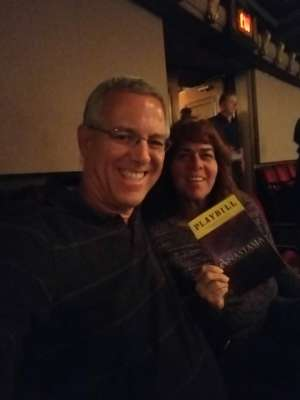 Gary attended Anastasia - Hollywood Pantages Theatre on Oct 8th 2019 via VetTix