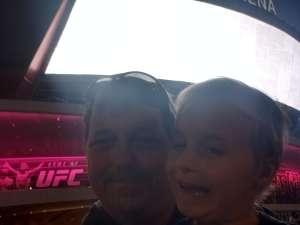 Jay attended WWE SmackDown on Oct 11th 2019 via VetTix
