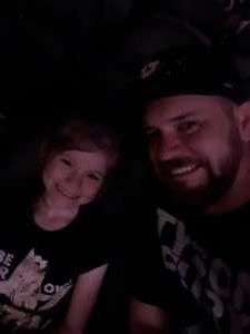 William attended WWE SmackDown on Oct 11th 2019 via VetTix
