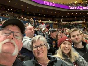 Scott attended Arizona Coyotes vs. Montreal Canadiens - NHL on Oct 30th 2019 via VetTix