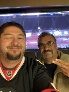Tim attended Arizona Coyotes vs. Montreal Canadiens - NHL on Oct 30th 2019 via VetTix