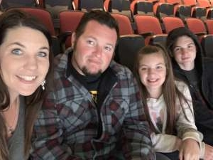 joshua attended Arizona Coyotes vs. Montreal Canadiens - NHL on Oct 30th 2019 via VetTix