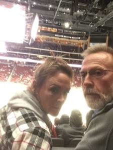 Joseph attended Arizona Coyotes vs. Montreal Canadiens - NHL on Oct 30th 2019 via VetTix