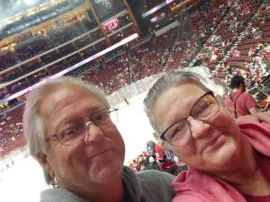 michael attended Arizona Coyotes vs. Montreal Canadiens - NHL on Oct 30th 2019 via VetTix