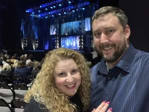 Demian attended We Will Rock You - the Musical on Tour on Oct 22nd 2019 via VetTix