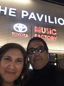 Juan attended We Will Rock You - the Musical on Tour on Oct 22nd 2019 via VetTix
