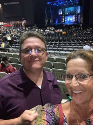 Emmett attended We Will Rock You - the Musical on Tour on Oct 22nd 2019 via VetTix