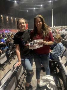Robert attended We Will Rock You - the Musical on Tour on Oct 22nd 2019 via VetTix