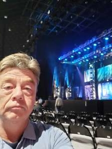 Doug attended We Will Rock You - the Musical on Tour on Oct 22nd 2019 via VetTix
