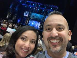 Ray attended We Will Rock You - the Musical on Tour on Oct 22nd 2019 via VetTix