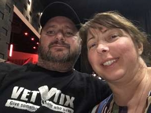 Harold attended We Will Rock You - the Musical on Tour on Oct 22nd 2019 via VetTix